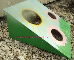 Bean Bag Toss Maybe I Could Make These