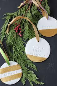 Seashell Christmas Tree Ornaments by Best 25 Clay Ornaments Ideas On Pinterest Salt Dough Ornaments