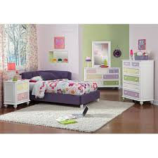 Bunk Beds Columbus Ohio by Jordan Twin Corner Bed Purple Value City Furniture