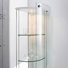 decoration wall unit display cabinet glass wall display