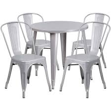 30'' Round Silver Metal Indoor-Outdoor Table Set With 4 Cafe Chairs Vintage Old Fashioned Cafe Chairs With Table In Cophagen Denmark Green Bistro Plastic Restaurant Chair Fniture For Restaurants Cafes Hotels Go In Shop And Table Isometric Design Cafe Vector Image Retro View Of Pastel Chairstables And Wild 36 Round Extension Ding 2 3 Piece Set Western Fast Food Chairs Negoating Tables Balcony Outdoor Italian Seating With Round Wooden Wicker Coffee Stacking Simply Tables Lancaster Seating Mahogany Finish Wooden Ladder Back