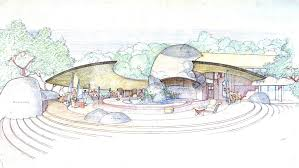 100 Frank Lloyd Wright Sketches For Sale MoMA Doing Major Retrospective In 2017