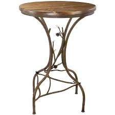 Rustic Pine Bar Table With 42in Round Table Top Brown Coated Iron Garden Chair With Wicker Seating And Ornate Arms Bar 30 Inch Bar Chairs Counter Height Swivel Stools Cool Rectangular Pub Table Designs Decofurnish Fashion Modern Outdoor Folded Square Abs Top Brushed Alinum High Outdoor Sets High Tops Fniture Teak Warehouse Patio Umbrella Holepatio Top Set Karimbilalnet Home Design Delightful Tall Amazing Tables Black Stained Jackie Stool Awesome