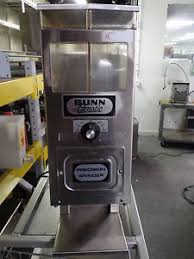 Image Is Loading Bunn O Matic G92 Heavy Duty Commercial Coffee