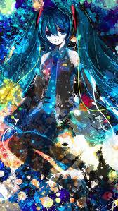 Art Creative Anime Asia Cartoon Girl Multicolor Wallpapers