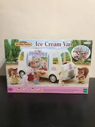 Sylvanian Families Ice Cream Van, Toys & Games, Bricks & Figurines ... Calico Critters Bathroom Spirit Decoration Amazoncom Ice Skating Friends Toys Games Rare Sylvian Families Sheep Toy Family Tired Cream Truck Usa Canada Action Figure Sylvian Families Soft Serve Shop Goat Durable Service Ellwoods Elephant Family With Baby Lil Woodzeez Honeysuckle Street Treats Food 2 Ebay Hopscotch Rabbit 23 Cheap Play Find Deals On Line Supermarket Cc1462 Holiday List Spine Tibs New Secret Island Playset Van Review Youtube