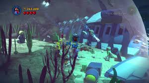 Lego Marvel Superheroes That Sinking Feeling 100 by Lego Marvel Super Heroes Ps4 100 Part 33 Underwater Youtube