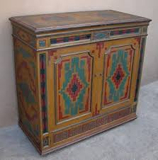Marvelous Southwest Painted Furniture 46 On Trends Design Ideas With