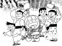 Doraemon Coloring Pages 2015 10 30T015600 0700 Rating 45 Diposkan Oleh Color Udin