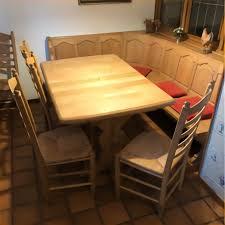 مشاهد نقل زواج eckbank mit tisch und stühlen