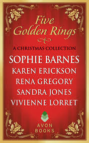 Five Golden Rings A Christmas Collection
