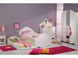 conforama chambre fille chambre enfant complète 90 190 blanc andrea l 195 x l 99 x h