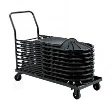 Folding Chair Carts Lifetime by Stylish Folding Chair Dolly Chair Design And Ideas