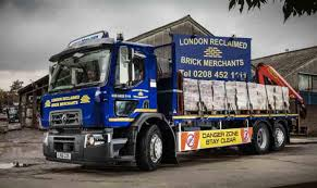100 Bricks Truck Sales London Reclaimed Brick Merchants Acquires Three Renault Range Ds