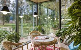 100 Design Garden House Winter Garden D