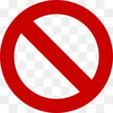 No Symbol Sign Computer Icons Sticker