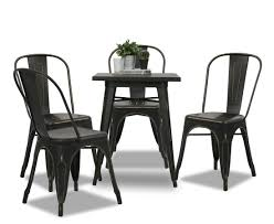 Tolia Metal Bistro Table Set In Antique Black Details About Set Of 5 Pcs Ding Table 4 Chairs Fniture Metal Glass Kitchen Room Breakfast 315 X 63 Rectangular Silver Indoor Outdoor 6 Stack By Flash Tarvola Black A 16 Liam 1 Tephra Alba Square Clear With Ashley 3025 60 Metalwood Hub Emsimply Bara 16m Walnut Signature Design By Besteneer With Magnificent And Ding Table Glass Overstock Alex Grey Counter Height