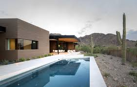 100 Modern Homes Arizona Rammed Earth Kendle Design ArchDaily