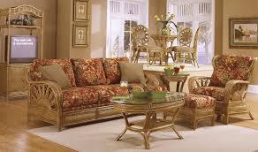 Lakeside Rattan Wicker Living Room Furniture