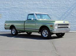100 Camper Truck For Sale 1969 Chevrolet CST 20 Custom For ClassicCarscom CC