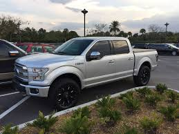 Rough Country Leveling Kit And Tire Ideas - Ford F150 Forum ...