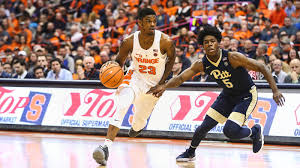Howard Paces Orange Past Panthers