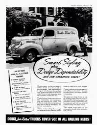 1941 Dodge Panel Truck Ad (Canada)   Dodge Trucks, Mopar And Tractor Best Fuel Efficient Trucks 2017 Which Pickup Have The Chevrolet Pressroom Canada Images Alternative Should You Use In Your Work Truck 100 Years Of Exploring New Possibilities With Running Costs Steed Se Are Lower Than Similar Vehicles Top 5 Cheapest Philippines Carmudi Five Top Toughasnails Pickup Trucks Sted Powerful Big Rig Bright Red Semi Stock Photo Royalty Free All New 2019 Ram 1500 Is Lighter More Capable And Economical Daf Lf Distribution Truck Is More Economical And Safer In Search A Small Good Fuel Economy The Globe Mail