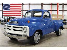 1956 Studebaker Truck For Sale | ClassicCars.com | CC-1031701 Classic Studebaker Trucks For Sale Timelesstruckscom 1950 Truck Classiccarscom Cc1045194 Truck Is Back On The Road The Wichita Eagle 1953 Pickup Sale 77740 Mcg Vintage Cars Searcy Ar Lucilles Vintiques Perfect Teal Rusty A Bit Wrinkled 1959 4e7 Rm Sothebys 1951 12ton Arizona 2011 1963 Champ 1907988 Hemmings Motor News 1949 Show Quality Hotrod Custom Muscle Car Hot Rod Network