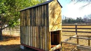 Pallet Building How To Build A Chicken Coop Out Of Machine For Sale