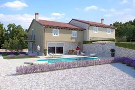 100 Semi Detached House Design New Building Semidetached House With Swimming Pool
