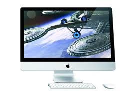 apple imac 27 pouces 2 66 ghz modèle octobre 2009 la fiche