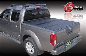 100 Frontier Truck Accessories Bakflip Easy Folding Tonneau Bedcover For Nissan Crewcab