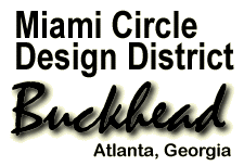 buckhead atlanta georgia miami circle design district