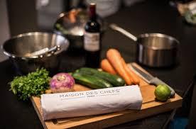 cours de cuisine cook and go michelin cuisine in maison des chefs