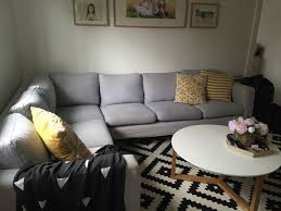 Karlstad Sofa Cover Isunda Gray by Dying The Ikea Karlstad Couch U2013 I Have A Life That U0027s Good