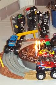 Idea Online And Loved It Since It Relates To Monster Trucks And My ... Monster Truck Birthday Cake Lou Girls An Eventful Party 5th Third Birthday 20 Luxury Firetruck Ideas Images Birthday Zone Mr Vs 3rd Part Ii The Fun And At In A Box Possibilities Supplies Wwwtopsimagescom Diys Crafts Recipes Pinterest Jam Birthdayexpresscom Invitation Invitations Casaliroubinicom
