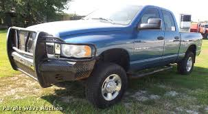 2004 Dodge Ram 2500 Quad Cab Pickup Truck | Item DC5358 | SO...