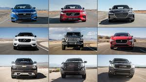 100 Motor Trend Truck Of The Year History 2019 Awards Here Are The Podium Finalists