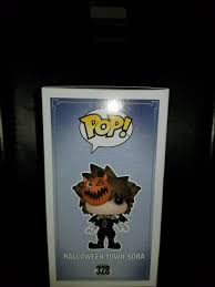 Sora Halloween Town Figure by Funko Pop Disney Sora Halloween Town Mercari Buy U0026 Sell Things