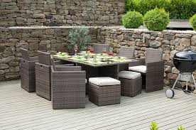 Pacific Lifestyle has a great range of outdoor furniture