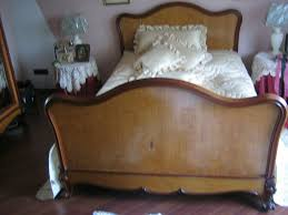 antik schlafzimmer bett schrank kommode le