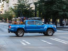 Toyota Tacoma (2016) - Pictures, Information & Specs