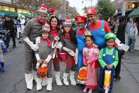 Park Slope Halloween Parade 2015 Photos by Jackson Heights U0027 Annual Halloween Parade Gives Kids A Treat