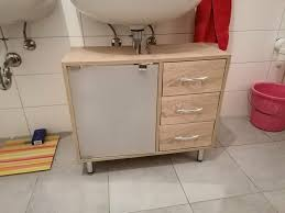 waschbecken unterschrank badezimmer