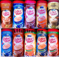 Nestle Coffee Mate 1 Cans 15oz Powder Creamer Many Flavors Sugar