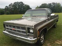 1977 GMC Truck For Sale | ClassicCars.com | CC-889142 1977 Gmc 4x4 My Fantasy Fleet Pinterest Gmc And Cars Junkyard Find Rally Stx Van The Truth About Sarge Pickup Classic Wkhorses Sprint Caballero Wikipedia Another Mikeo37 Sierra 1500 Regular Cab Post Classics For Sale On Autotrader Super Custom 496 Pickup Truck Build Project Youtube Grande 1947 Present Chevrolet High Sale 4x4 Custom_cab Flickr Questions How Does One Value A Classic