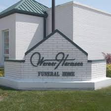 werner harmsen funeral home and event center home