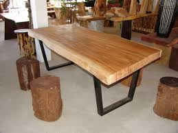 dining table solid wood u2013 a craft idea for fans of solid wood