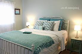 Bedroom Ideas Using Duck Egg Blue