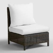 World Market Papasan Chair by Resin Wicker Furniture World Market